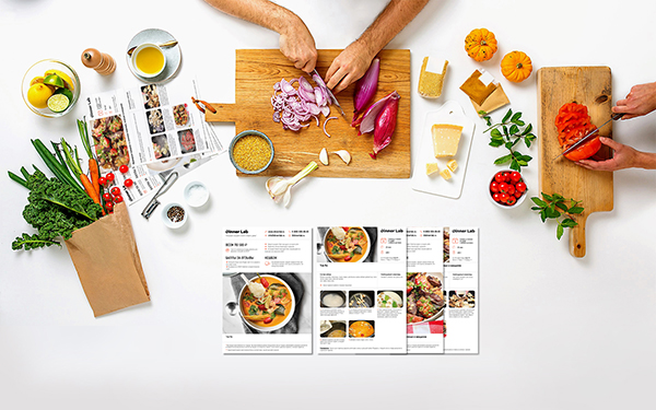 Промо набор из 5 блюд